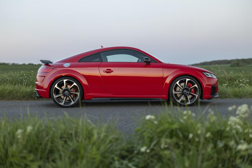 Audi Tt Rs Roadster TT RS TFSI Quattro Audi Sport Ed 2dr S Tronic