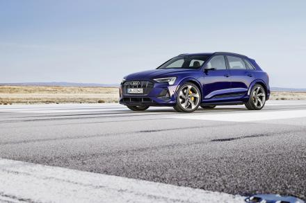 Audi E-tron Estate 230kW 50 Quattro 71kWh Technik 5dr Auto