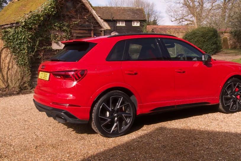Audi Rs Q3 Estate RS Q3 TFSI Quattro Vorsprung 5dr S Tronic