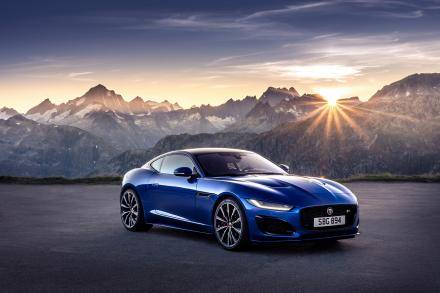 Jaguar F-type Coupe 5.0 P450 Supercharged V8 R-Dynamic 2dr Auto AWD