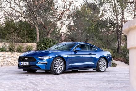Ford Mustang Fastback 5.0 V8 449 GT [Custom Pack 3] 2dr Auto