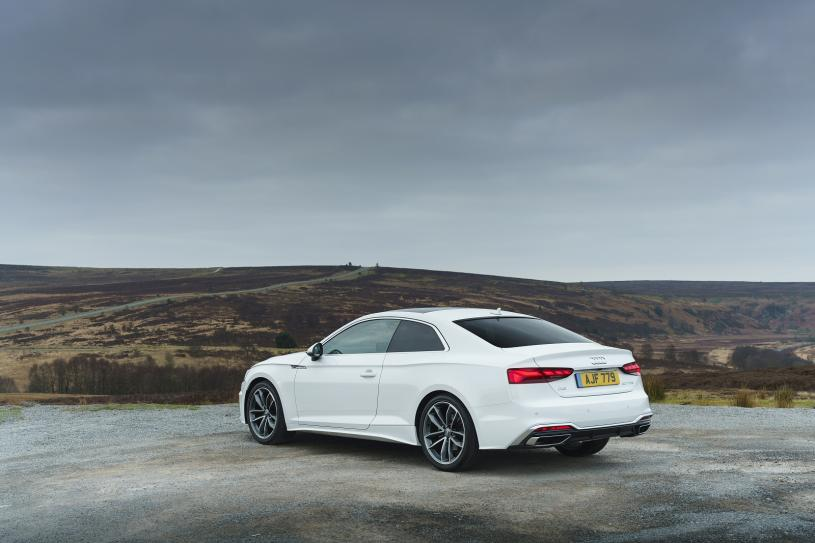 Audi A5 Coupe 40 TFSI 204 Sport 2dr S Tronic
