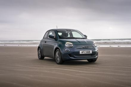 Fiat 500 Electric Hatchback 87kW Icon 42kWh 3dr Auto