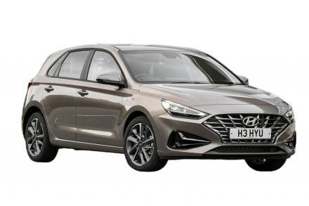 Hyundai I30 Hatchback 1.5T GDi N Line 5dr