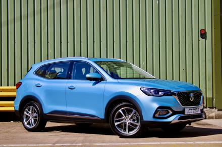 MG Hs Hatchback 1.5 T-GDI PHEV Excite 5dr Auto