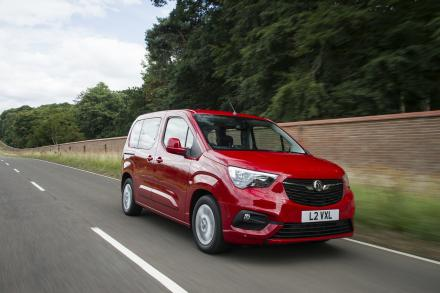 Vauxhall Combo Life Estate 1.2 Turbo Edition XL 5dr [7 seat]