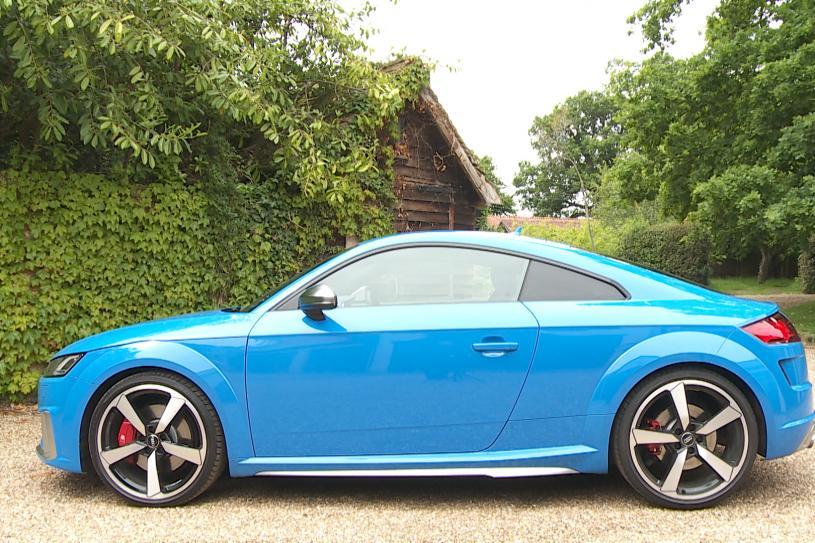 Audi Tt Roadster 50 TFSI 320 Quattro TTS Black Ed 2dr S Tronic