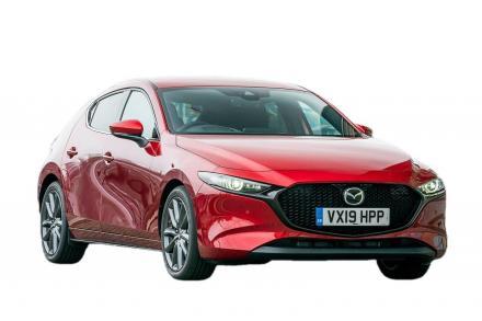Mazda Mazda3 Hatchback 2.0 e-Skyactiv G MHEV Sport Lux 5dr