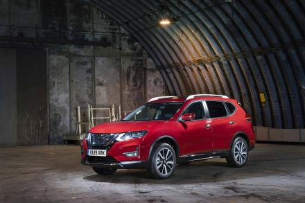 Nissan X-trail Station Wagon 1.3 DiG-T 158 N-Connecta 5dr DCT