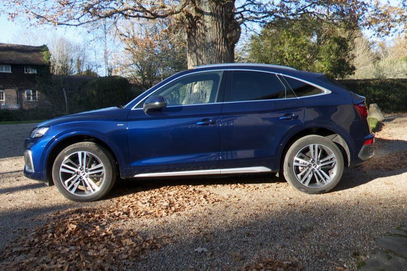 Audi Q5 Sportback Special Editions 50 TFSI e Quattro Edition 1 5dr S Tronic [C+S]