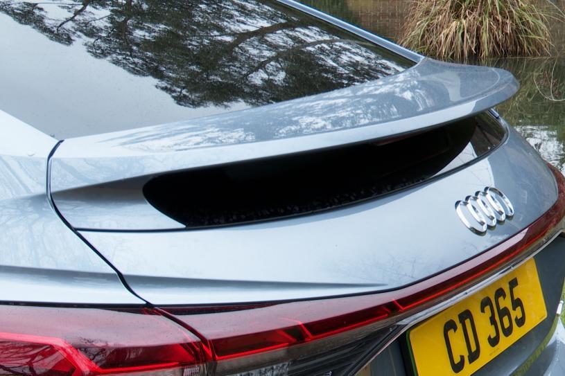 Audi Q4 E-tron Sportback 150kW 40 82.77kWh Sport 5dr Auto