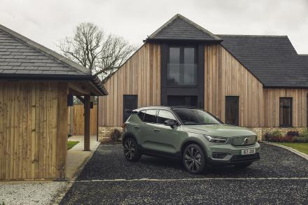 Volvo Xc40 Electric Estate 300kW Recharge Twin Pro 78kWh 5dr AWD Auto