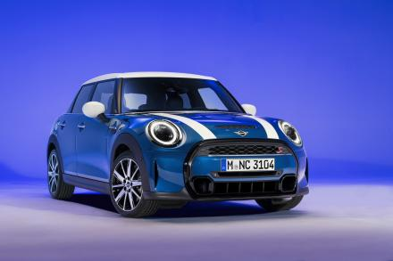 MINI Hatchback Special Edition 2.0 Cooper S Shadow Edition 5dr Auto [Comfort Pack