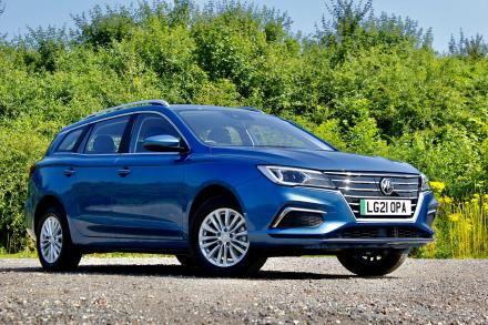 MG Mg5 Electric Estate 115kW Exclusive EV 61kWh 5dr Auto