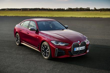 BMW 4 Series Gran Coupe 430i M Sport 5dr Step Auto [Pro Pack]