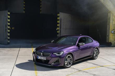 BMW 2 Series Coupe M240i xDrive 2dr Step Auto