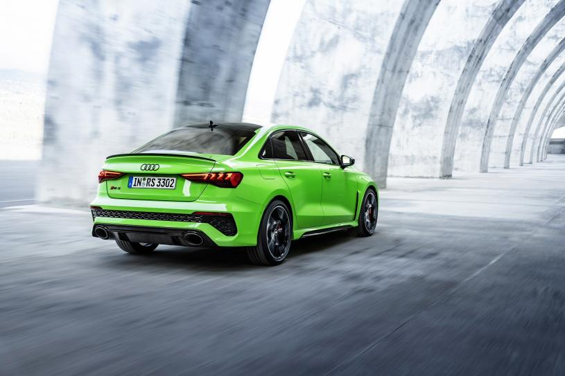 Audi Rs 3 Saloon RS 3 TFSI Quattro 4dr S Tronic