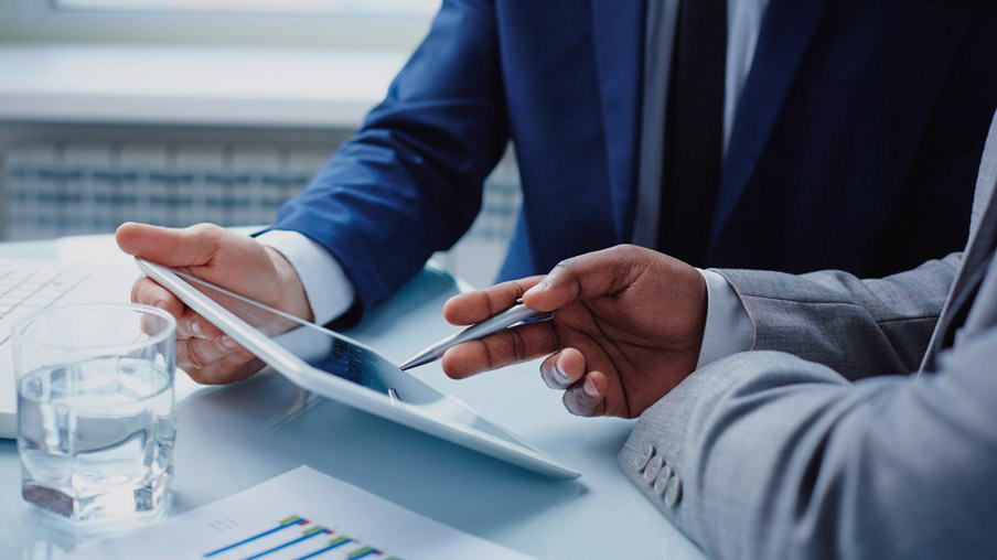 Proceed with Business Finance application